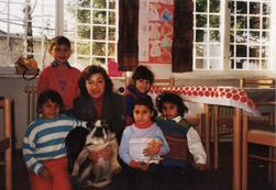 Vzdelávanie rómskych det predškolského veku