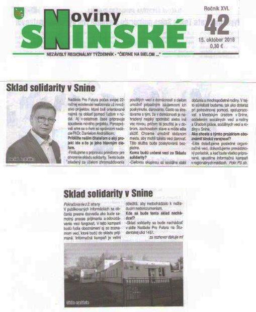sklad_solidarity sninske noviny