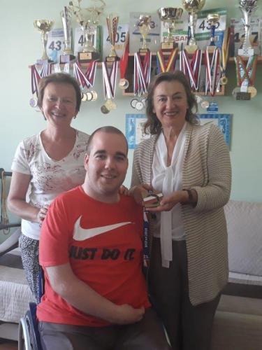 návšteva v rodine Andrejčíkovcov